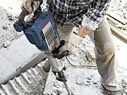 Аренда (прокат) бетонолома Bosch. Волгоград