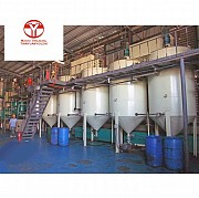 Оборудование для рафинации животного жира, пищевого, технического и кормового жира Москва