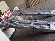 Алюминиевые аппарели грузоподъемностью от 18 до 32 тонн Санкт-Петербург
