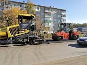 Асфальтирование в Новосибирске под ключ Новосибирск