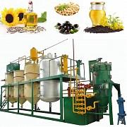 Оборудование для производства, рафинации и экстракции растительного масла, рапсового, соевого масла Москва