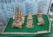 Модель (макет) ансамбля «кижи» Ростов-на-Дону