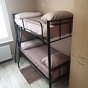 Кровати на металлокаркасе, двухъярусные, односпальные для хостелов, гостиниц, рабочих Новороссийск
